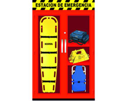 Estación de emergencia